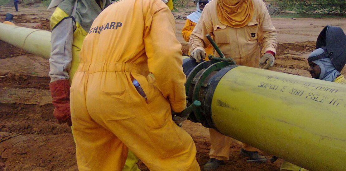 Pipe line project sudan8