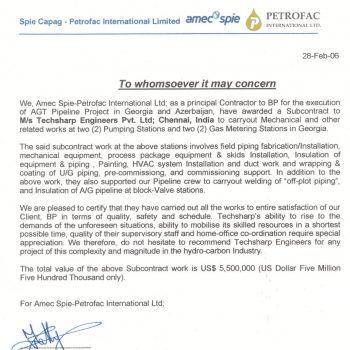 BP-Petrofac GEORGIA project-1