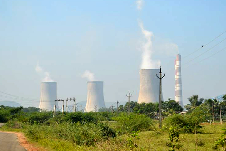 NTPC_Simhadri_Super_thermal_power_plant